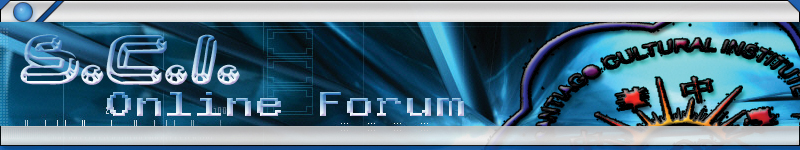 Welcome to S.C.I. Online Forum!!!
