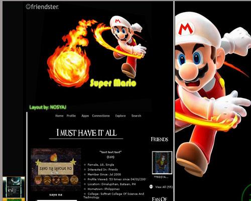 Super Mario world Worldm10