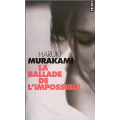 [Murakami, Haruki] La ballade de l'impossible 416ngb16
