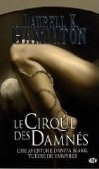 [Hamilton, Laurell K.] Anita Blake, tueuse de vampires - Tome 3: Le Cirque des Damnés 51pzyy10