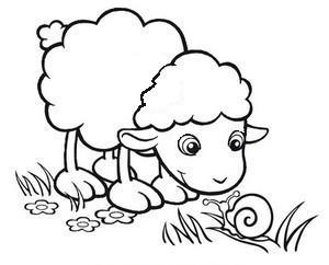 Chambre bébé : thème moutons - Premières photos P4 Mouton10