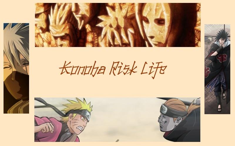 •·.·´¯`·.·• Konoha risk life •·.·´¯`·.·• 71404212