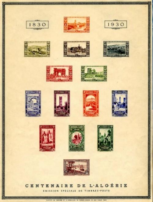 Centenaire 1930 1927-310