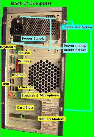 COMPUTER LITERACY 101 Cpu_ba10