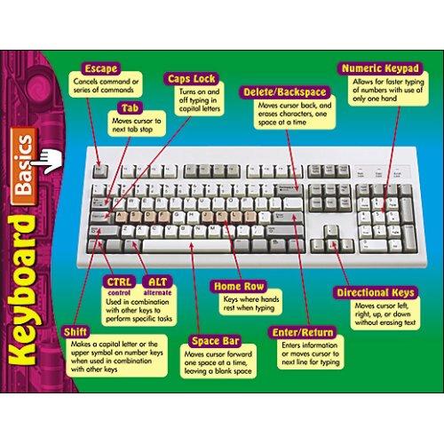 COMPUTER LITERACY 101 Keyboa10