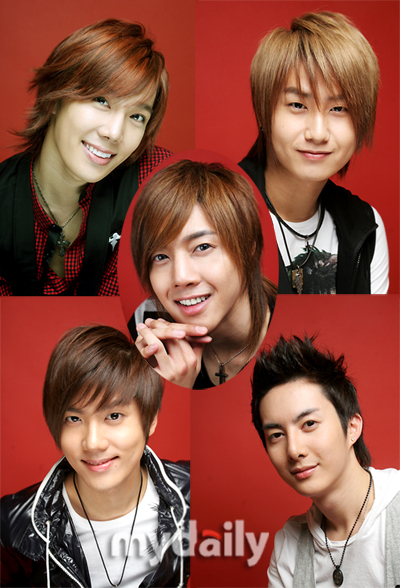 ~ Galerie - Only SS501 ~ Middle13