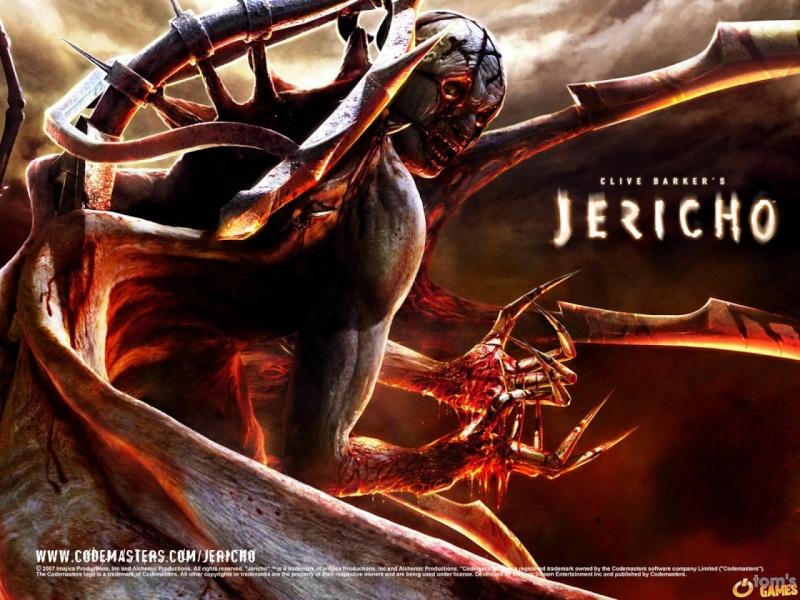 Fond d'écrans Jerich10