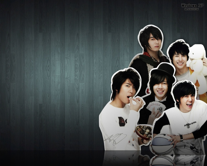 Wallpapers SS501 12049910