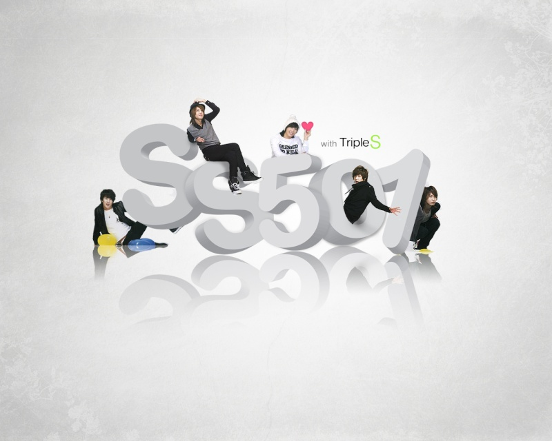Wallpapers SS501 12310410