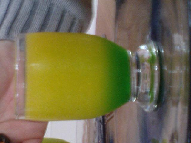 Cocktail Pissang/jus d'orange Dsc00010