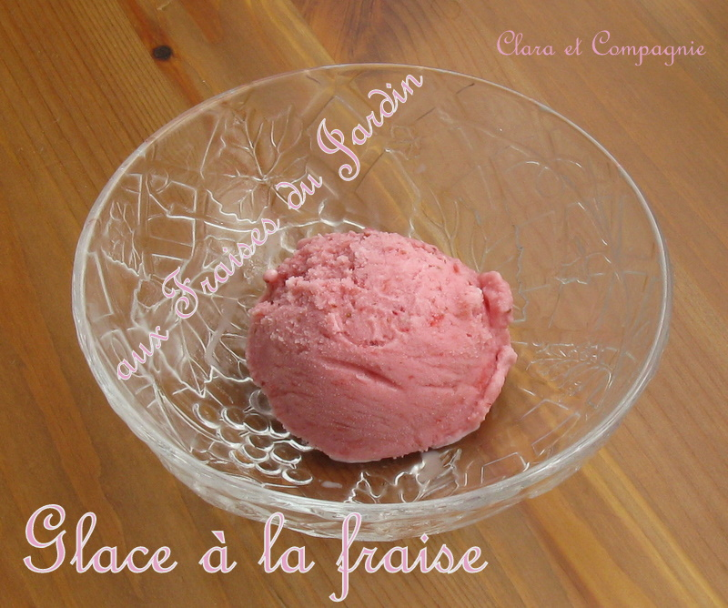 GLACE AUX FRAISES DU JARDIN Photo_48