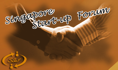 Singapore Start-up Forum [SSuF] -- Connecting Entrepreneurs