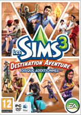 Les Sims™ 3 : Destination Aventure Boxart10