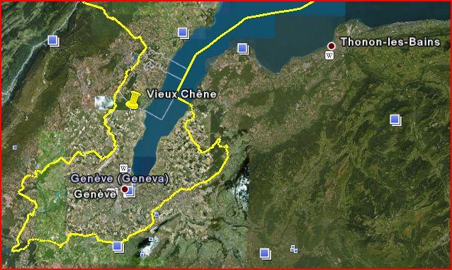 Vieux Chêne gaulois - Suisse (GE) Vch_110