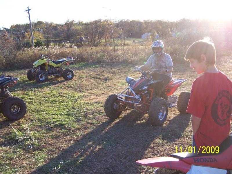 Ride at Zracer16 Nov 1st   2009 Zracer23