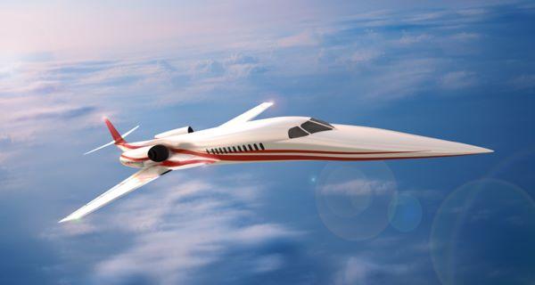 Le projet Aerion supersonique 600_do10