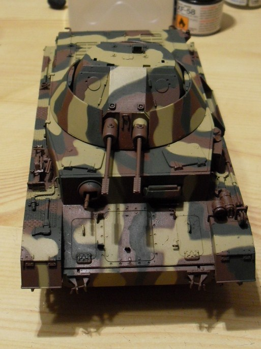 flakpanzer IV kugelblitz Sdc12391
