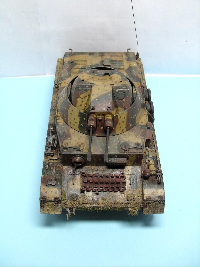 flakpanzer IV kugelblitz Sdc13122