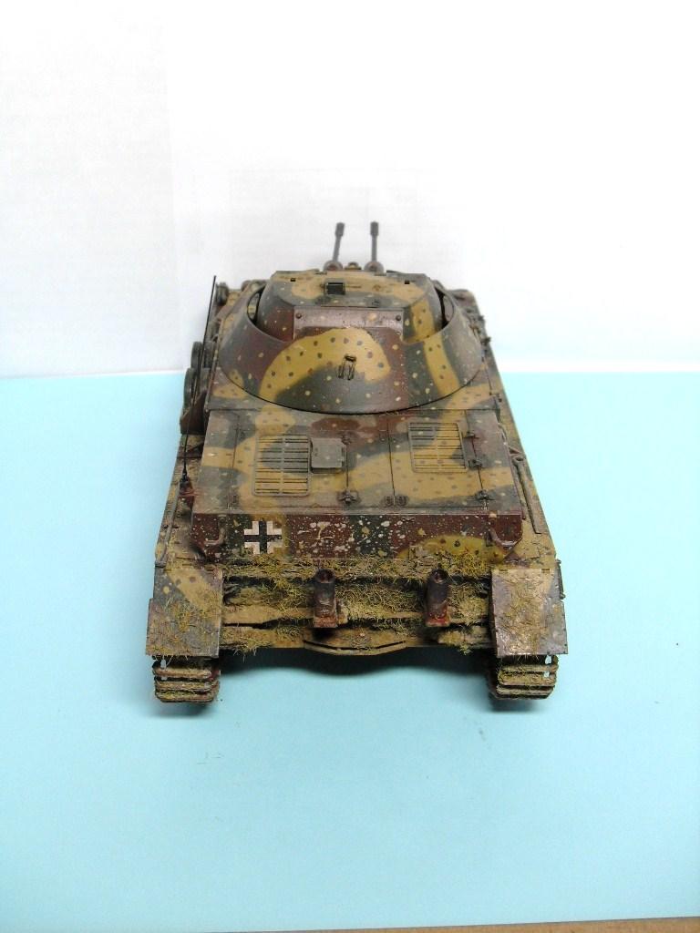 flakpanzer IV kugelblitz Sdc13126