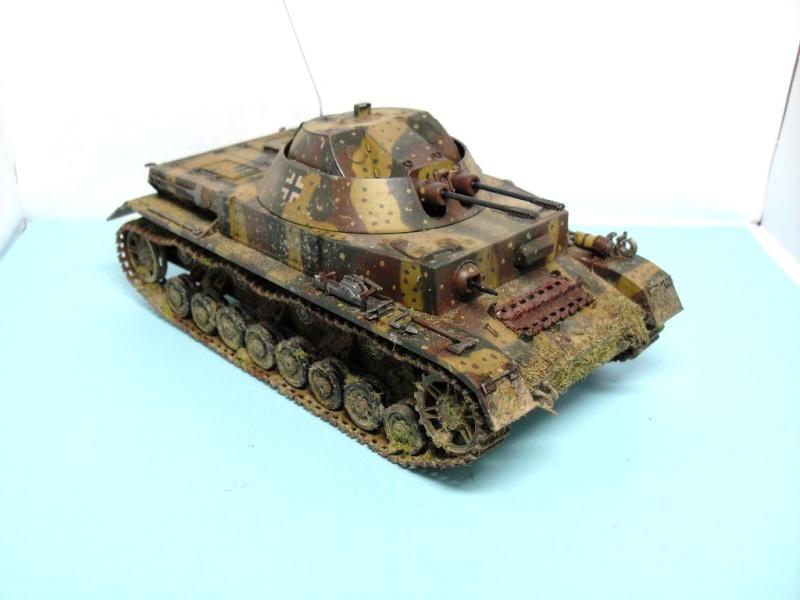 flakpanzer IV kugelblitz Sdc13130