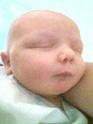 Nació Sofia Gando Sofia11