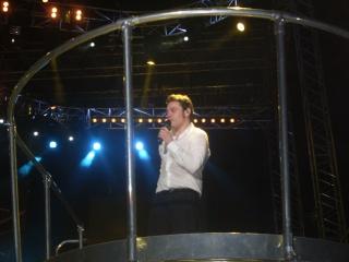 ALLA MIA ETA' tour TIZIANO FERRO 2009 Sdc10714
