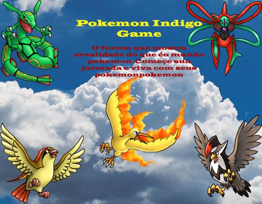 Pokémon RPG INDIGO