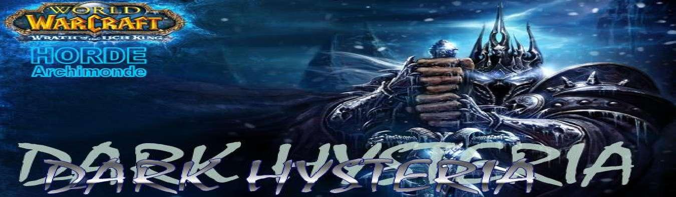 Dark Hysterïa