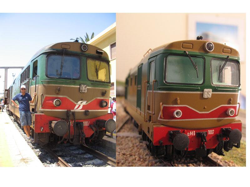 9 agosto 2009 - Tutti sul Treno Barocco !!! D443_110