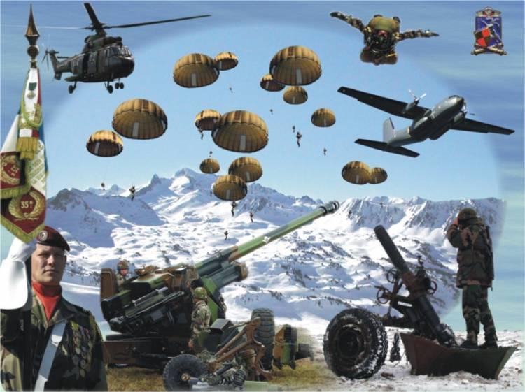 35ème régiment d'artillerie parachutiste 75730611