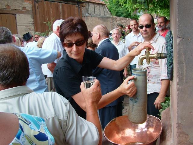 Wangen : fête de la fontaine 4, 5 et 6 juillet 2009 Dscf3520