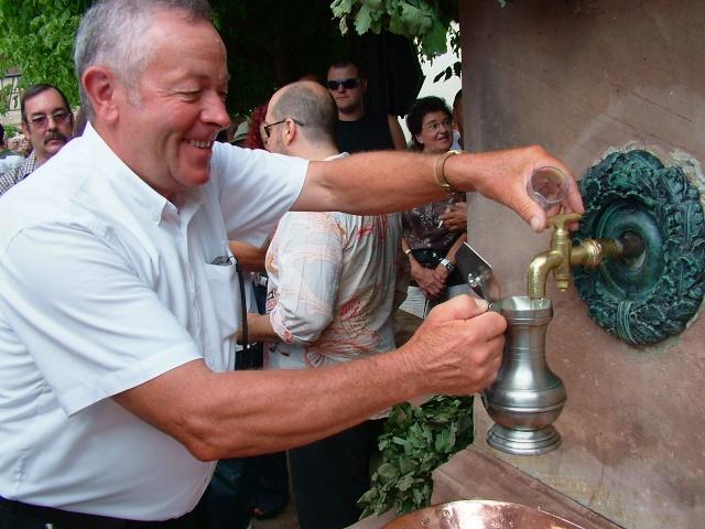 Wangen : fête de la fontaine 4, 5 et 6 juillet 2009 Dscf3521
