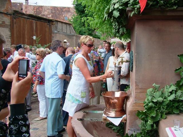 Wangen : fête de la fontaine 4, 5 et 6 juillet 2009 Dscf3522