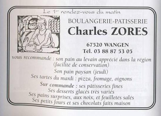 La boulangerie Zores à Wangen Image010