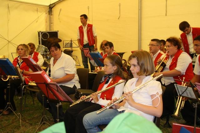 La Musique Harmonie de Wangen en vacances? Eté  2009 Img_3233