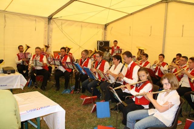 La Musique Harmonie de Wangen en vacances? Eté  2009 Img_3235