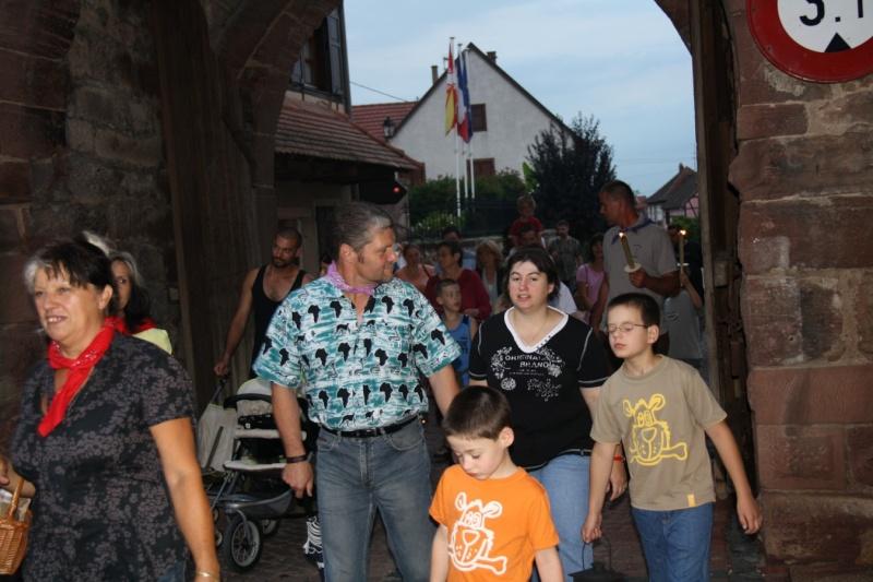 Wangen : Retraite aux flambeaux du 13 juillet 2009 Img_3334