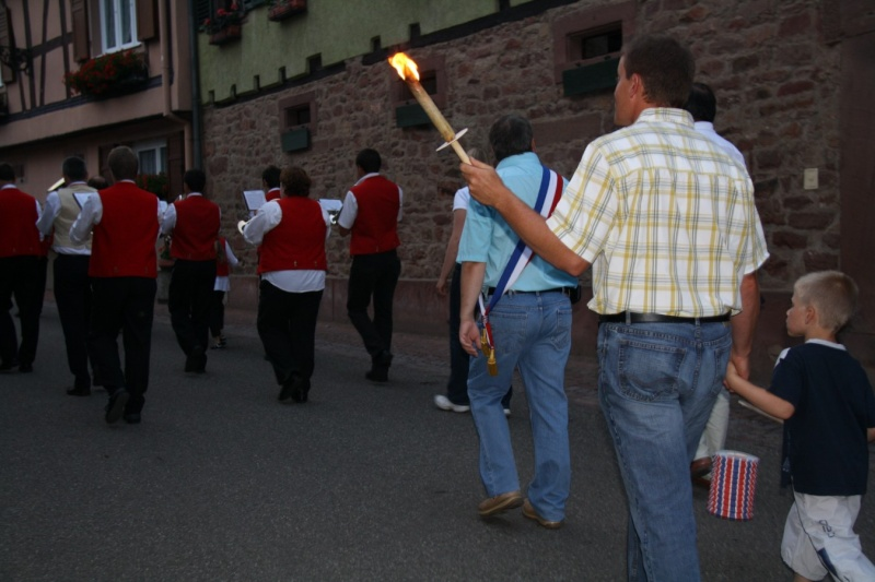 Wangen : Retraite aux flambeaux du 13 juillet 2009 Img_3342