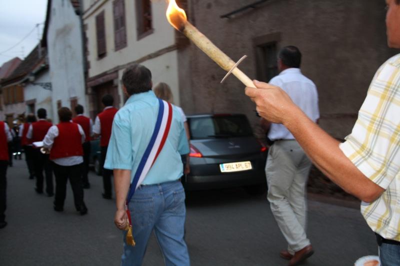 Wangen : Retraite aux flambeaux du 13 juillet 2009 Img_3349