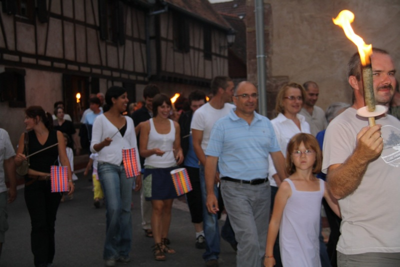 Wangen : Retraite aux flambeaux du 13 juillet 2009 Img_3359