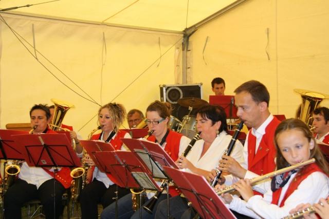 La Musique Harmonie de Wangen en vacances? Eté  2009 Img_3367