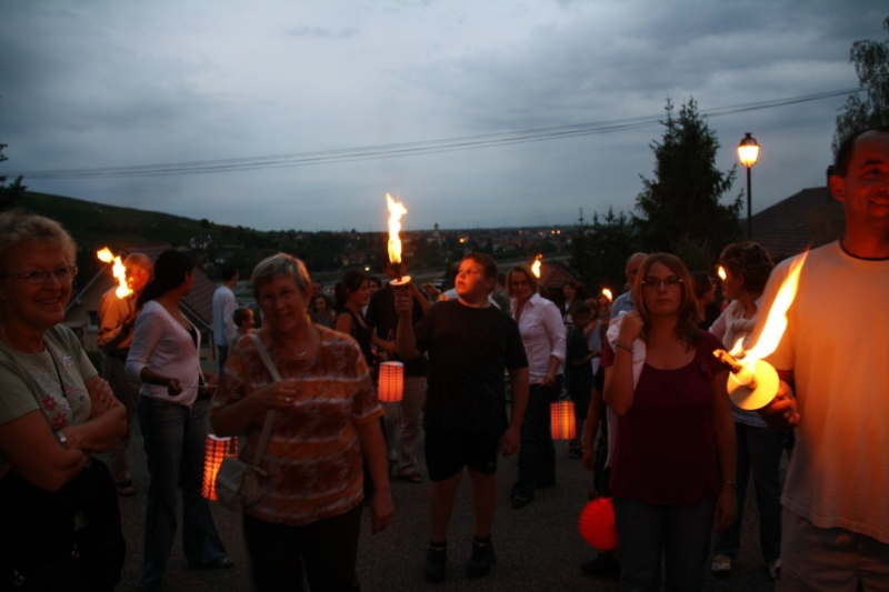 Wangen : Retraite aux flambeaux du 13 juillet 2009 Img_3414