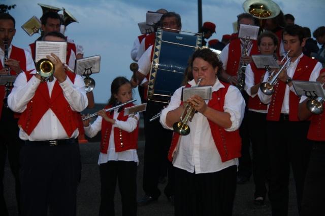 La Musique Harmonie de Wangen en vacances? Eté  2009 Img_3425