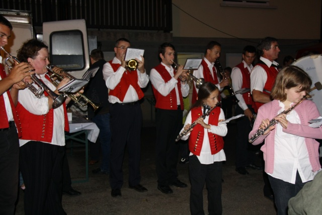 La Musique Harmonie de Wangen en vacances? Eté  2009 Img_3428