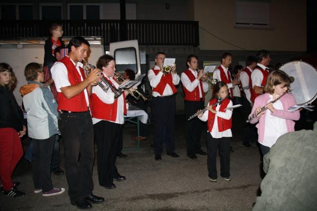 La Musique Harmonie de Wangen en vacances? Eté  2009 Img_3429