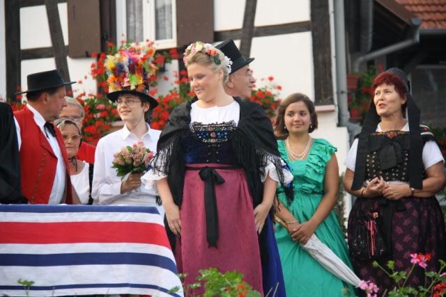 Marlenheim :Mariage de l'ami Fritz 14 et 15 aôut 2009 Img_3720
