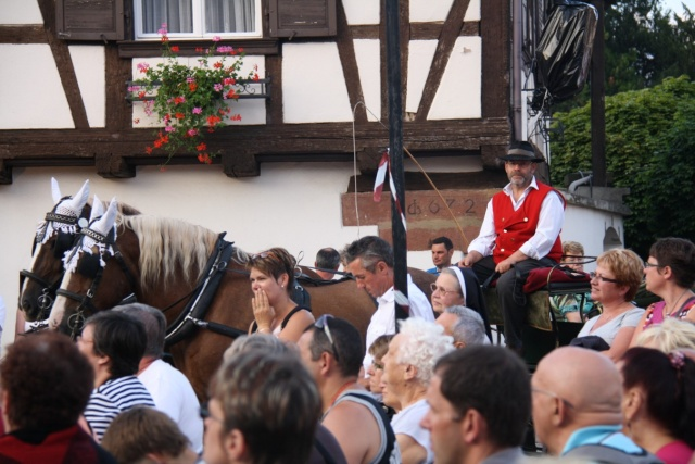 Marlenheim :Mariage de l'ami Fritz 14 et 15 aôut 2009 Img_3724