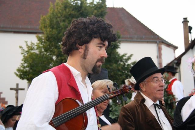 Marlenheim :Mariage de l'ami Fritz 14 et 15 aôut 2009 Img_3739