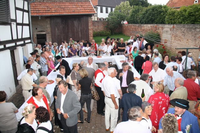 Marlenheim :Mariage de l'ami Fritz 14 et 15 aôut 2009 Img_3743