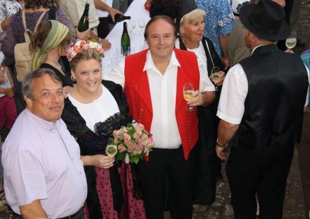 Marlenheim :Mariage de l'ami Fritz 14 et 15 aôut 2009 Img_3745